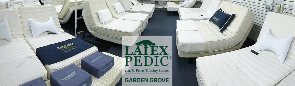 100% Pure Talalay Latex Mattress Orange,  Anaheim,  Brea,  Buena Park,  Costa Mesa,  Cypress