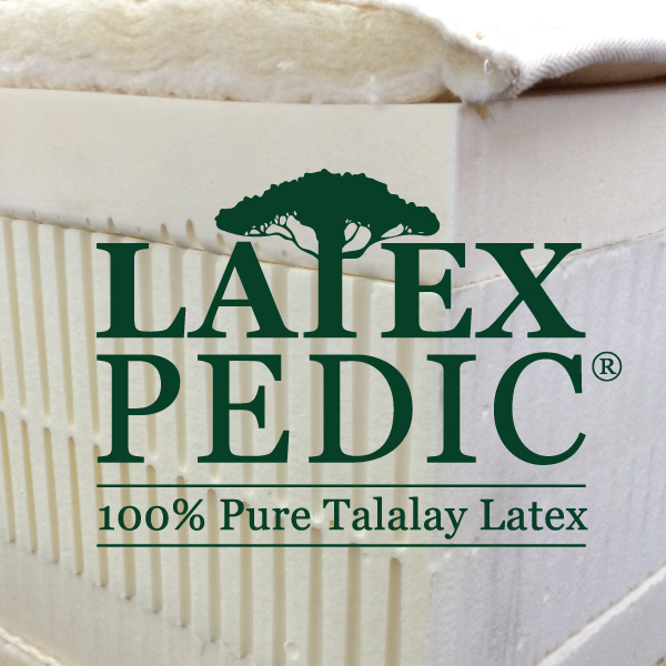 acton 100% Pure Talalay Latex mattresses natural beds organic
